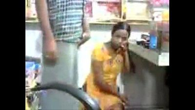 Indian Maid Secretly Having Sex in store-room - 19 min