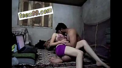 Teen99.com - Indian Beautiful Village Girl Homemade Scandal - version 2 - 11 min