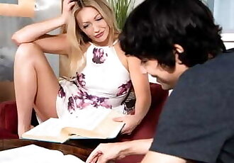 OutOfTheFamily Learning Spanish to my Stepsister with my Dick