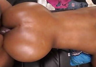 Big Booty Msnovember Pounding Doggystyle by Black BBC StepFather Point of View on Sheisnovember