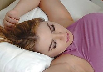 Hot cougar Amber teach her son how to fuck with gf