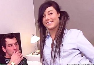 Young Mylee Cruz Nailed by a Sexe BeastHD