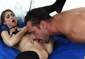 Hairy Small Tits Hairy Pussy Babe In Sexy Lingerie Riley ReidHD