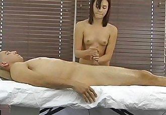 Naked Teen Girl Rub and TugBrandi Belle