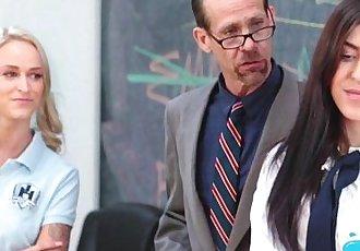 audrey royal and emma hix both want chemistry teacher