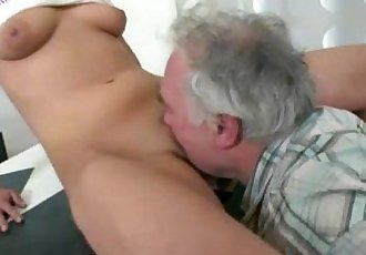 Old Goes YoungWhen Amis boyfriend finds her fucking