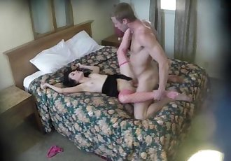 Wicked - Hot couple gets filmed in the hotel