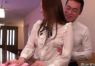 Japanese Bar Girl Blowjob - 12 min