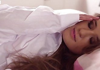 Anny Flo - In the Bed with Flo - XCZECH.com - 14 min HD+
