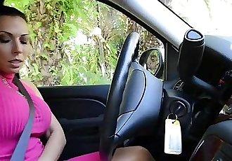 Hot Stepmom Threesome with Rachel Starr & Dillion Carter - 7 min