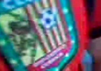 Una cogida con la roja del Deportivo Cuenca - 2 min