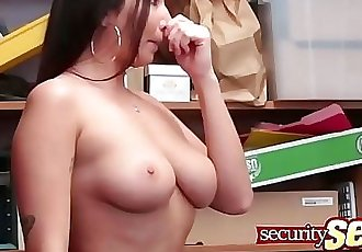Big load of dick drilling horny chick 7 min 720p