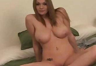 Cassandra Calogera Arrives in L.A. for Porn Casting and shows her Big Tits