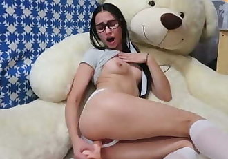 After School I Love Fuck my Pussy