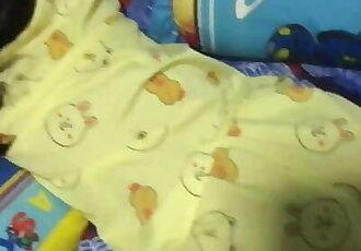 Bangkok Locked down with Bunny Pajamas - น้อง Nate หลีดมหาลัย..