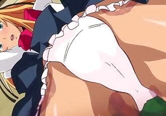 Schoolgirl Fucking at School - Hentai