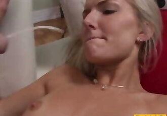 BANGHQ - Amateur Teen Babe wants an Important Movie Part
