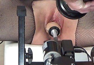 Making Of Fucking Machine & Nora BarcelonaHD