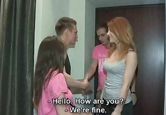 Young Sex PartiesFucking welcome to group sexHD