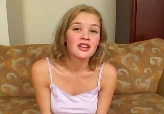 Christine Young Teen
