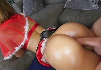 TeenCurvesHot Latina Ass Worshiped and FuckedHD