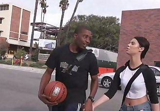 Brooklyn Rose Fucks A Black Guy In Front Of Her Step DaddyHD