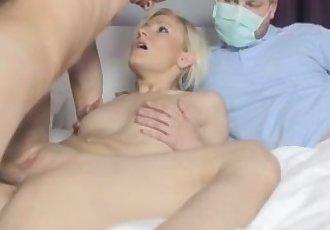 Spoiled Virgins - Freshly squeezed blonde bombshell Natalia
