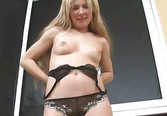 Non Nude Amateur Tease