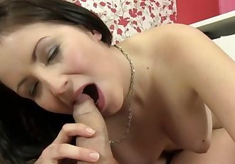 Cute Lala Dream Loves Sucking Cock
