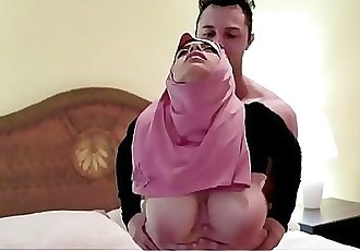 Thick Big Ass Virgin Muslim Teen Step Daughter Ella Knox Has Sex With Step Dad After He Accidentally Mistakes Her For..