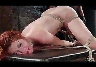 Kızıl saçlı