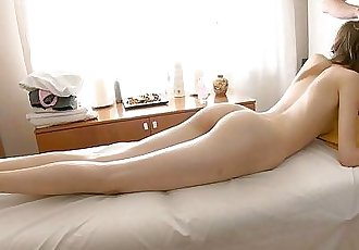 Skinny nymph and wicked massage - 7 min