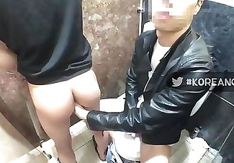 Korean Toilet Fuck - 180508
