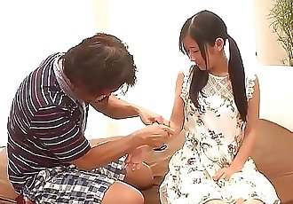Suzu Ichinose fantasy sex with an older manMore at 69avs com 12 min HD