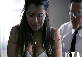 Corrupt Bishop Manipulates 18 Year Old Alina Lopez Girl Into Sex 6 min 720p