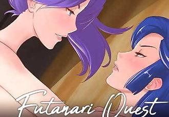 Futanari Quest Hardcore Hentai Game - Now on Nutaku!