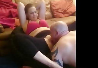 Hot milf fucked by gym trainer
