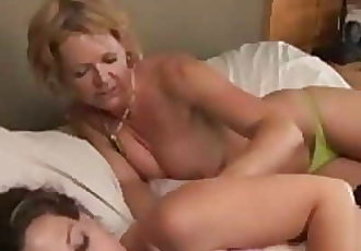 Mature Woman vs Young Girl 24