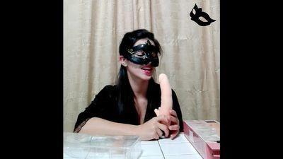 sexshoo - www.peroladoprazer.com - Diana cu de melancia Pornstar