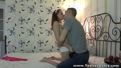 Teeny LoversHot fuck with naive neighborHD
