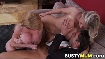 Devon Lee has big tits