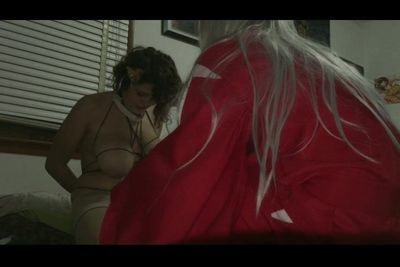 Teen Cosplay BDSM, 18 and Abused With Facial