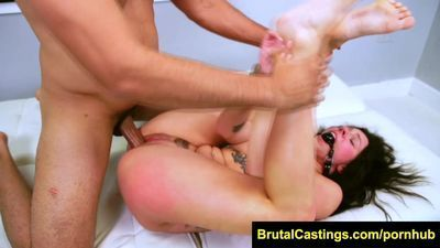 FetishNetwork Harlow Harrison hard bdsm casting