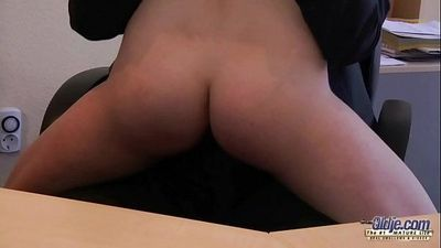 Old Young Porn My Sister Fucked Her Boss in the office and swallowed cumHD