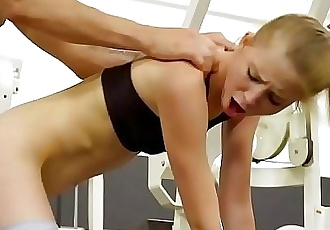 Cute Nympho Begs For Cock At The Gym!Gym Selfie S16:E10 12 min HD