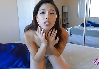 Melody Wylde Asian JOI