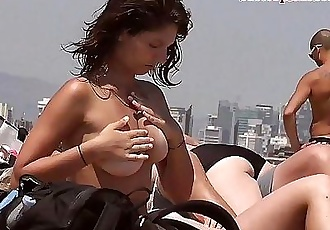 Best Topless Beach btb 04 0317m - 2 min