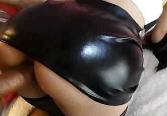Tifa Doggystyle Creampie - Teaser