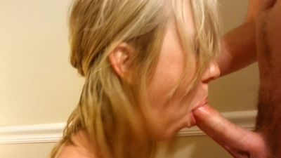 Revenge, Ex Girlfriend swallows cum and gets facial