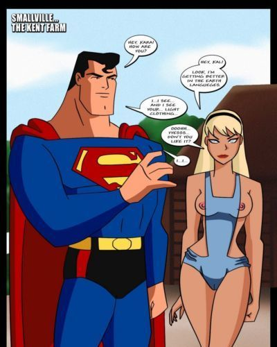 Supergirl Adventures 2 - Horny Little Gi…